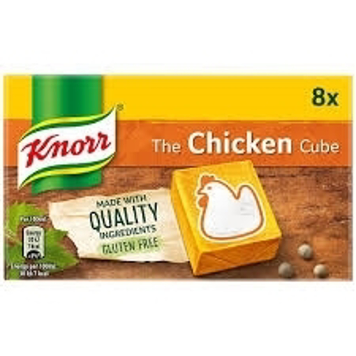 Knorr Chicken Cube 100g