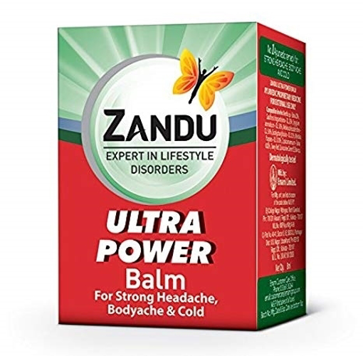 Zandu Ultra Power  Balm