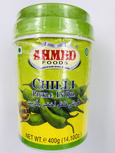 Ahmed Chilli Pickle 400g