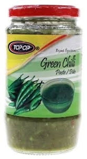 Top Op Green Chilli Paste 330g