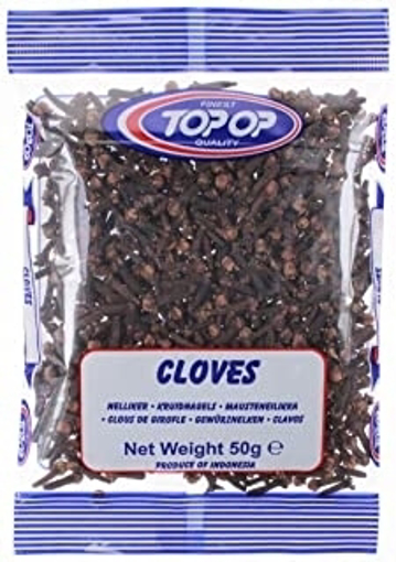 Top Op Cloves Whole 50g