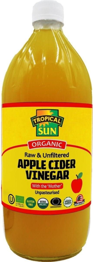 Tropical Sun Organic  Apple Cider Vinegar