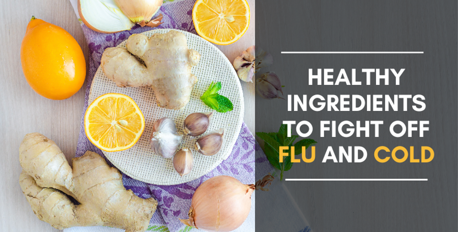 Immune-boosting Substitutes Help to Fight Off Flu and Cold