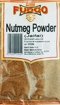 Fudco Pure Nutmeg Powder 35g