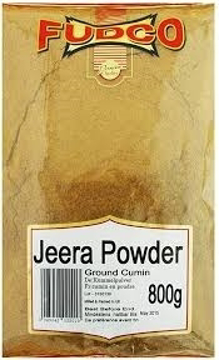 Fudco Jeera Powder (Ground Cumin)  800g