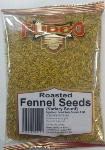 Fudco Roasted Fennel Seeds 800g
