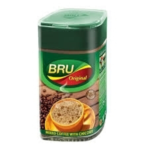 Bru Original Mixed Coffee with Chicory 100g