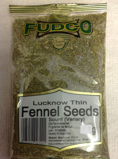 Fudco Fennel Seeds(Lucknow Thin) 700g