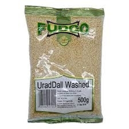 Fudco Urad Dall Washed 500g