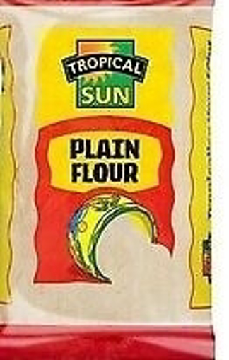 Tropical Sun Plain Flour 1.5 kg