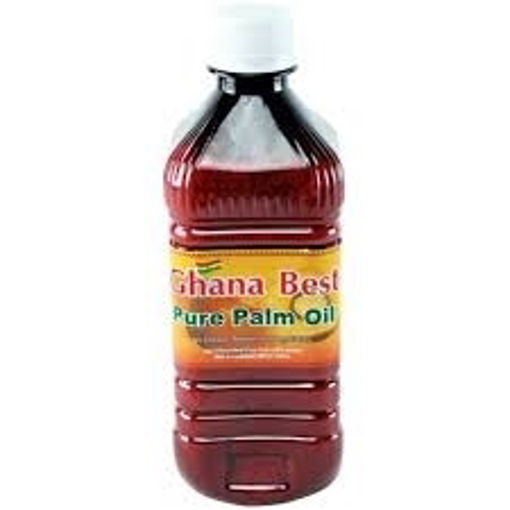 Ghana Best Pure PalmOil 500ml