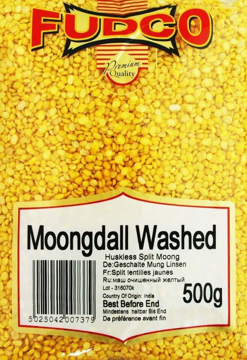 Fudco Moong Dall Washed 500g