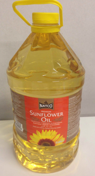 Natco Sunflower Oil 5L