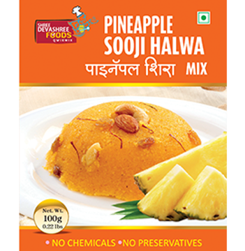 Devashree Pineapple Sooji Halwa 200g