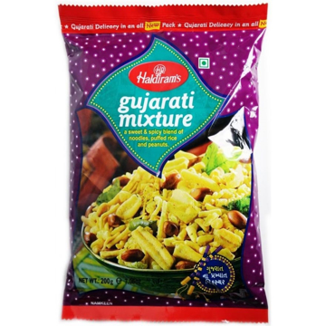 Haldiram's Gujarati Mixture 200g