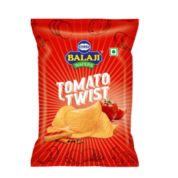 Balaji Wafers Tomato Twist 40g