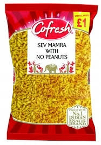 Cofresh Sev Mamra with No Peanuts 350g £1
