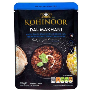 Kohinoor Dal Makhani Meals in Minute 300g