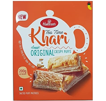 Haldiram's Tea Time Khari Clasic Original 200g