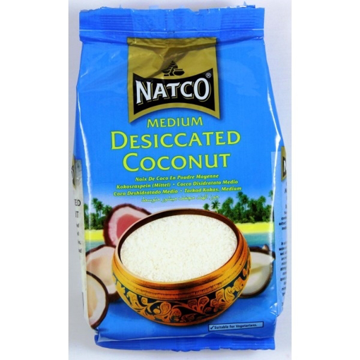 Natco Med.Desicated Coconut 300g