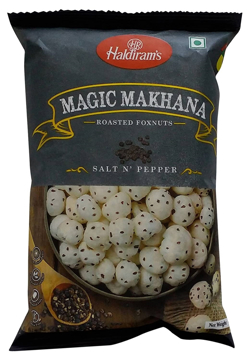 Haldiram's Magic Makhana (Roasted Foxnuts) 30g