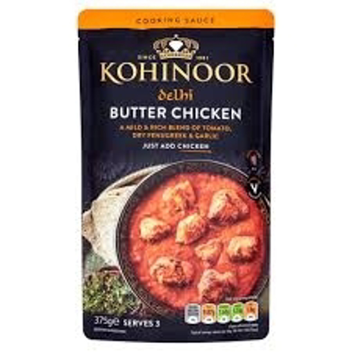 Kohinoor Delhi Butter Chicken Cooking Sauce 375g