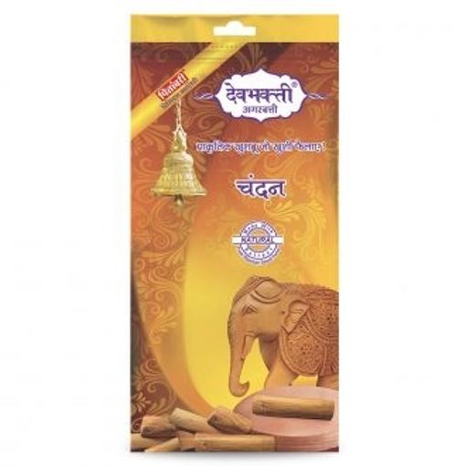 Devbhakti Chandan Incense Sticks 130g