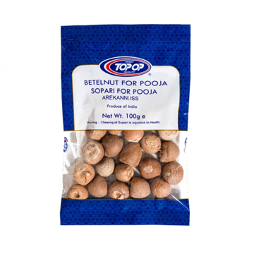 Top-Op Sopari for Pooja (Betelnut) 100g