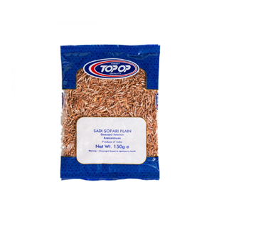 Top-Op Sadi Sopari Plain ( Betel Nut Shredded) 150g