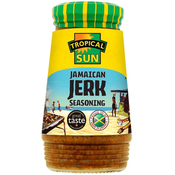Tropical Sun Jamaican Jerk Seasoning 280g