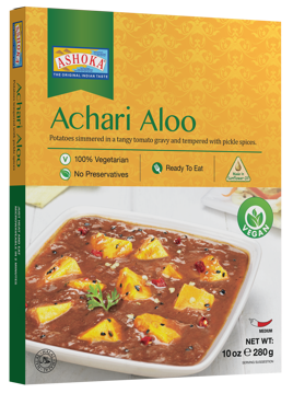 Picture of Ashoka Ready Meal Achari Aloo 280g
