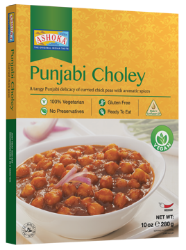 Ashoka Ready Meal Punjabi Chole 280g