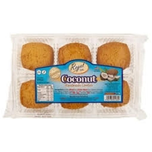 Regal Coconut Cookies 18pcs 360g