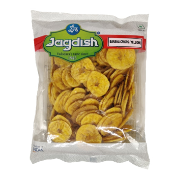 Jagdish Banana Crisps Yellow 200g