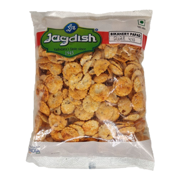 Jagdish Bikanery Papad 200g