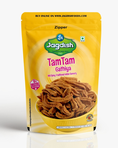 Jagdish TamTam Gathiya (Medium) 200g