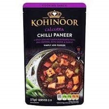 Kohinoor Calcutta Chilli Paneer Cooking Sauce 375g
