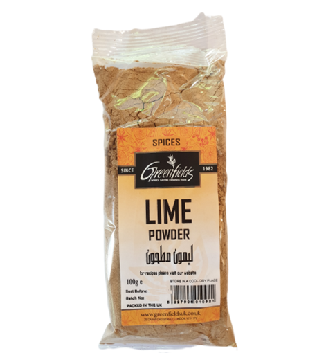 Greenfields Lime Powder 100g