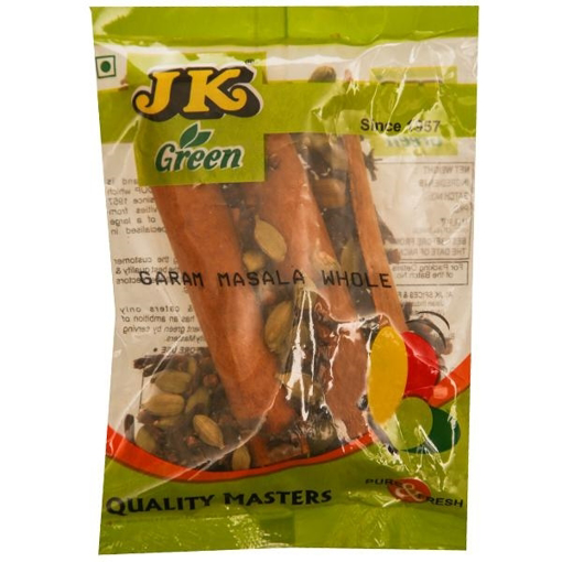 JK Garam Masala Whole 50g