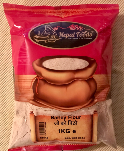 Nepal's Food Barley Flour 1kg
