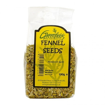 Greenfields fennel seeds 100g