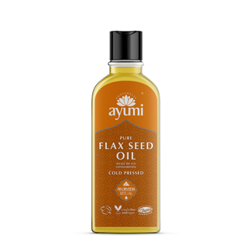 Ayumi Natural Pure Flax Seed Oil 150ml