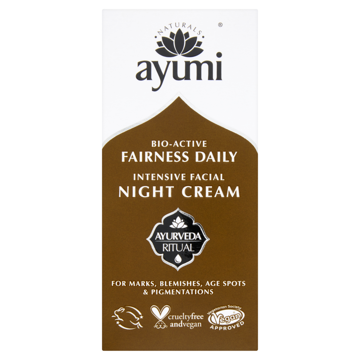 Ayumi Fairness Daily Night Cream 50ml