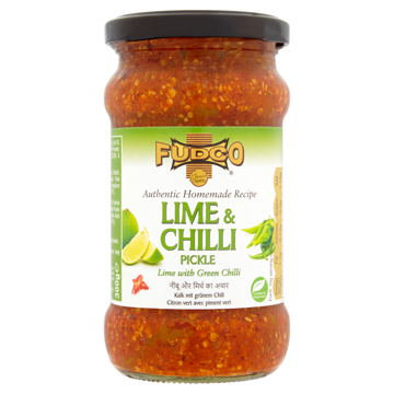 Fudco Lime & Chilli Pickle 300G