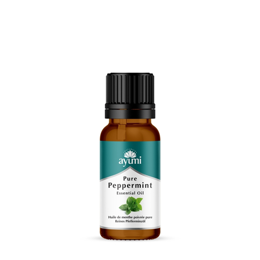 Ayumi Pure Peppermint Essential Oil 15ml