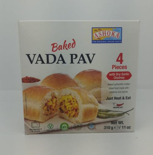 Ashoka Baked Vada PAv 4 Pieces