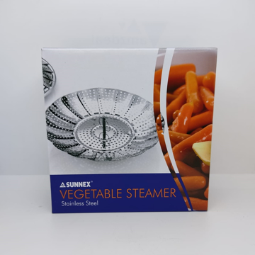 Sunnex Stainless Steel Vegetable Steamer