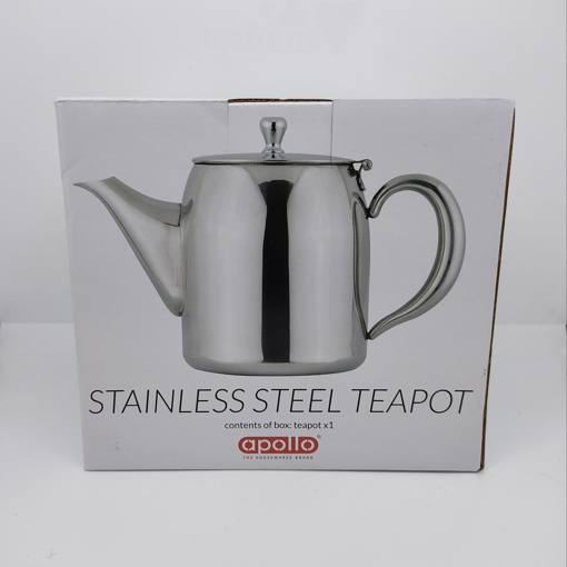 Apollo Stainless Steel Teapot 1000ml