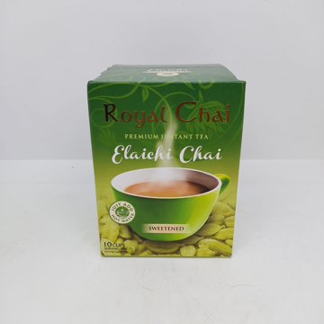 Royal Chai Elaichi Premium Tea (Sweetened) 220g