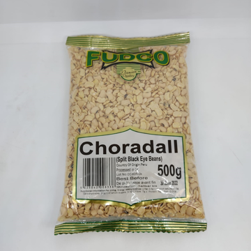 Fudco Choradall (Split Black Eye Beans) 500g